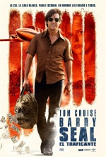 Descargar Barry Seal El traficante 2017  torrent gratis