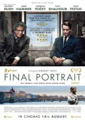 Descargar Final Portrait El Arte De La Amistad  torrent gratis
