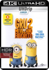 Descargar Gru 2  torrent gratis