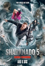 Descargar Sharknado 5 Aletamiento Global  torrent gratis