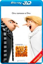 Descargar Gru 3 Mi Villano Favorito 3D  torrent gratis