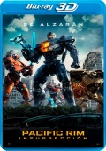 Descargar Pacific Rim Insurreccion 3D  torrent gratis