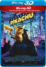 Descargar Pokemon Detective Pikachu 3D  torrent gratis