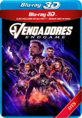 Descargar Vengadores Endgame 3D  torrent gratis