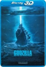 Descargar Godzilla Rey de los Monstruos 3D  torrent gratis