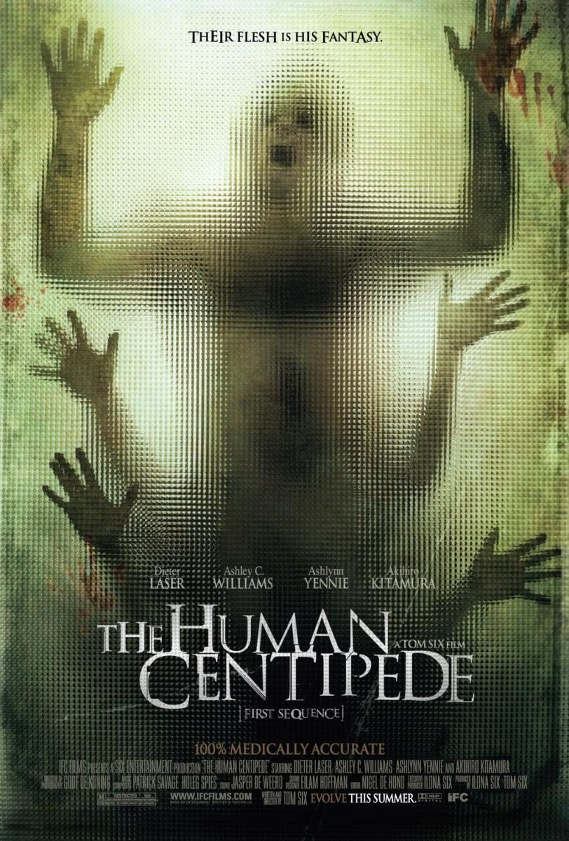 The Human Centipede (2009) torrent