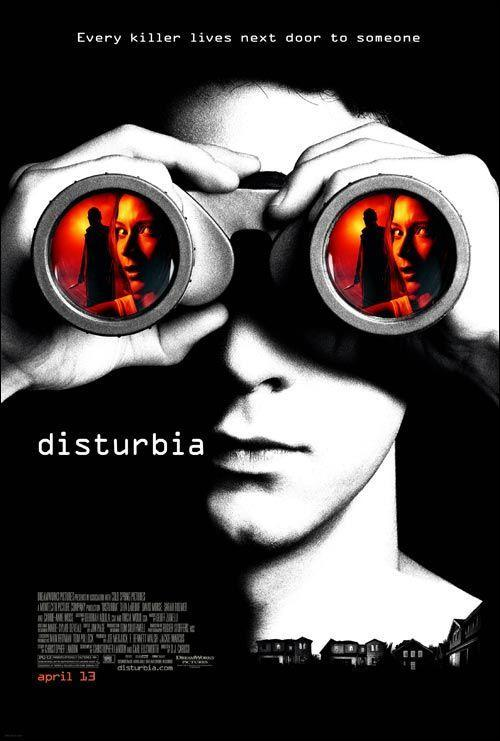 Descargar Disturbia (2007)  torrent gratis