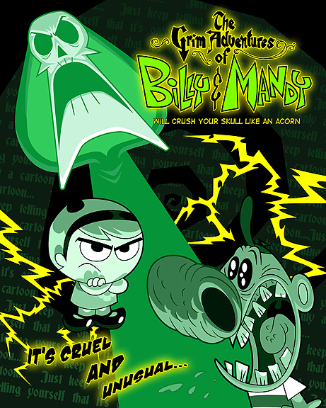 Las Macabras Aventuras De Billy y Mandy torrent