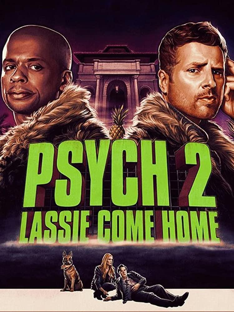 Psych 2 Lassie Come Home (2020) torrent