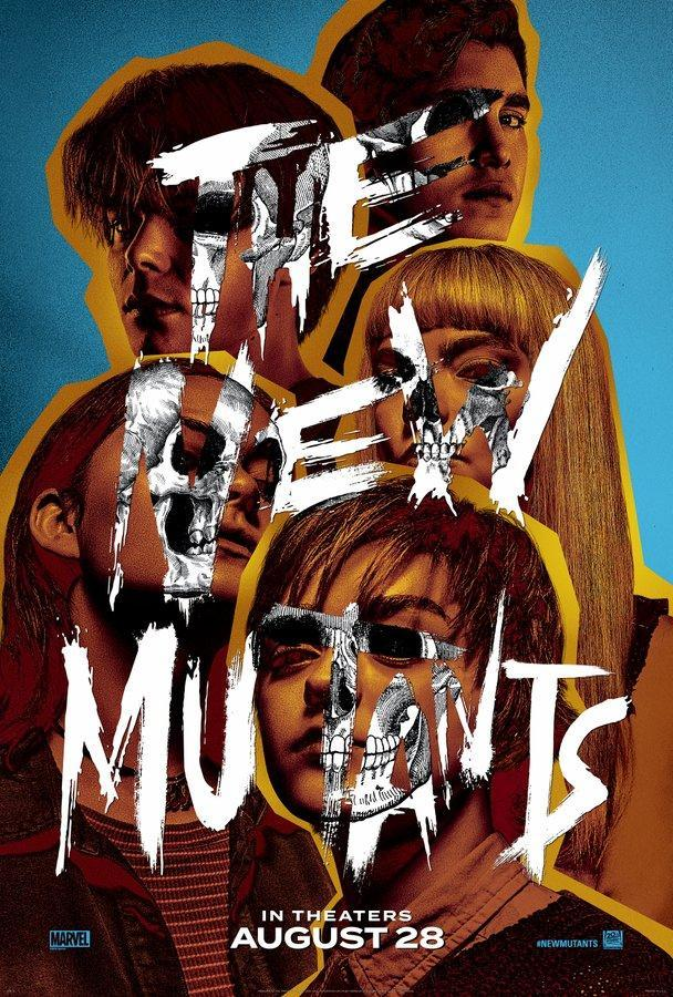 Descargar The New Mutants (2020)  torrent gratis
