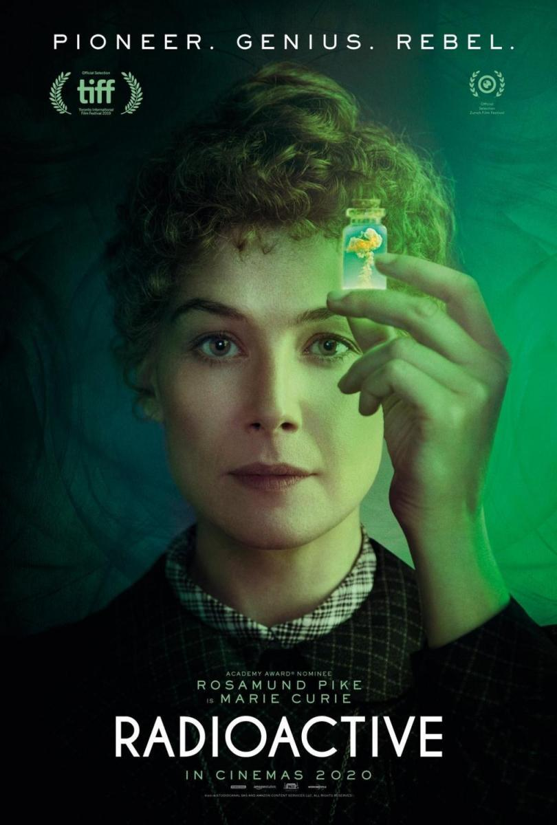 Madame Curie (Radioactive) (2020) torrent