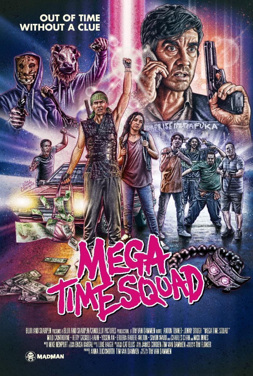 Mega Time Squad (2021) torrent