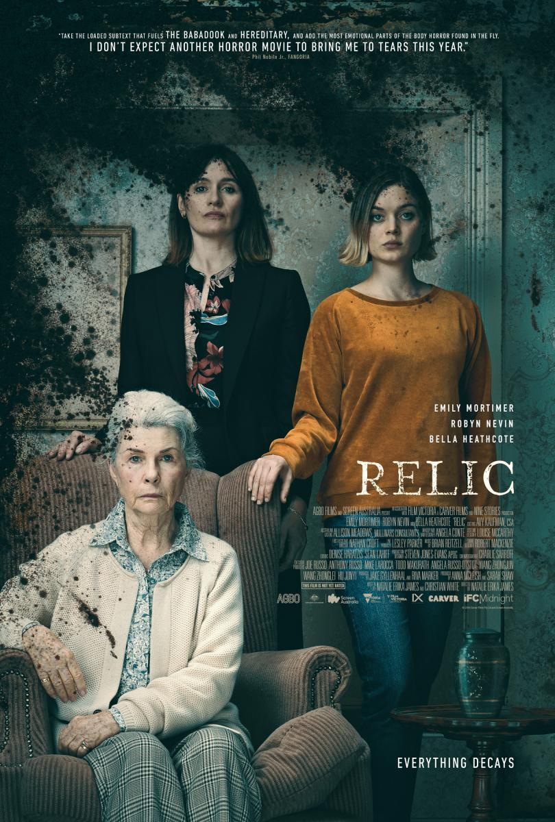 Descargar Relic (2020)  torrent gratis