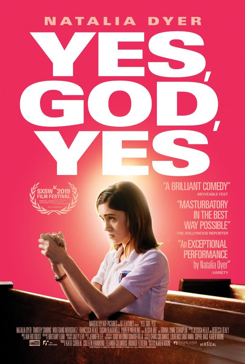 Si Dios mi si (Yes God Yes) (2020) torrent