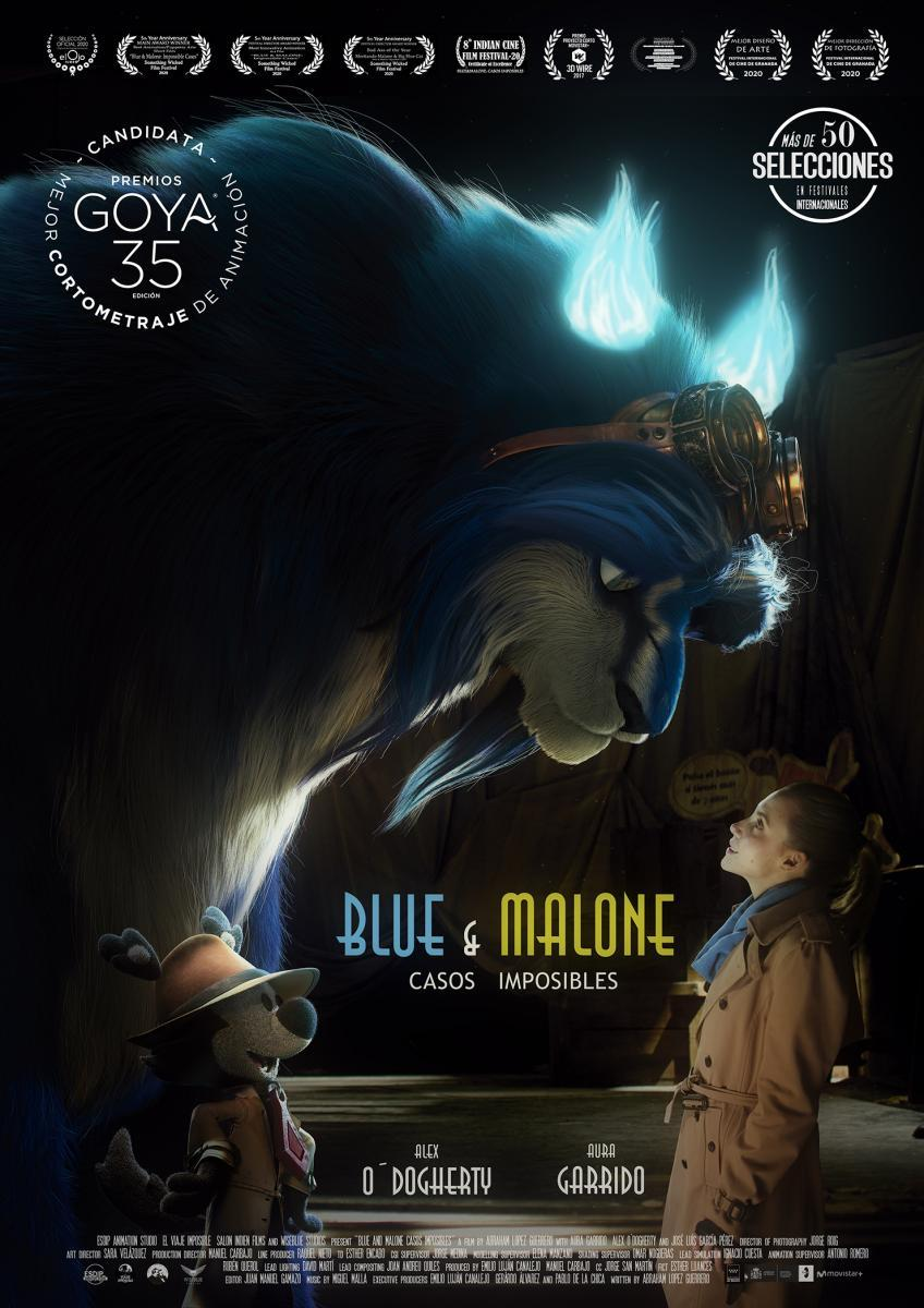 Descargar Blue and Malone Casos imposibles (2021) torrent