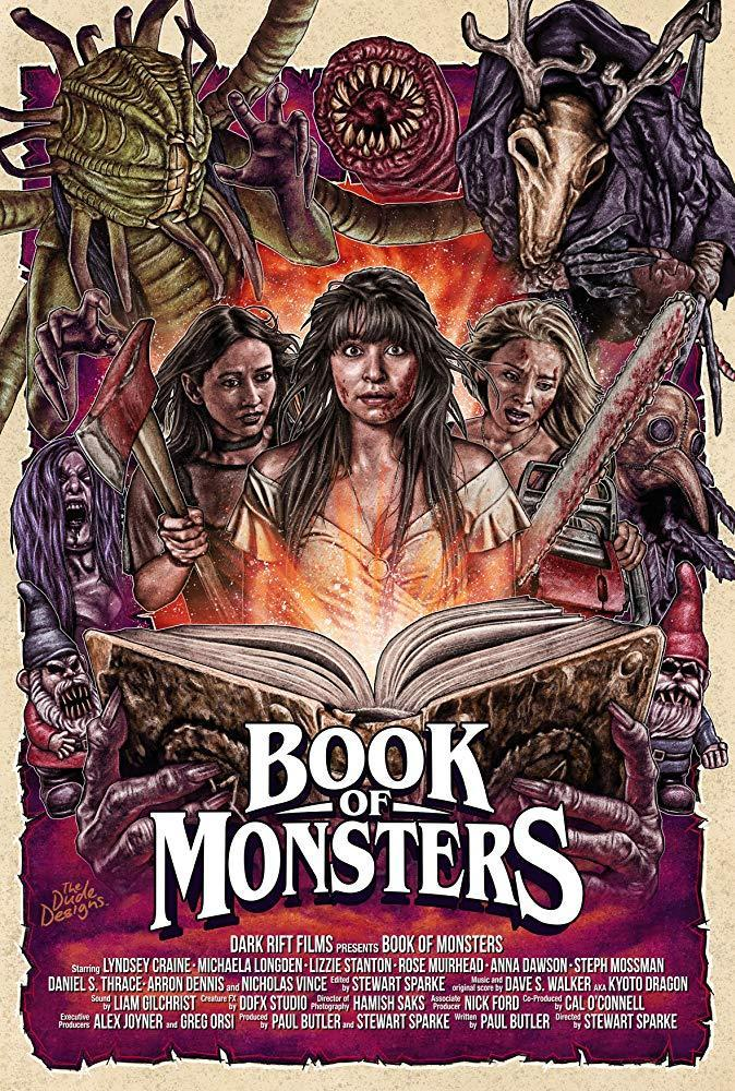 Descargar Book of Monsters (2021)  torrent gratis