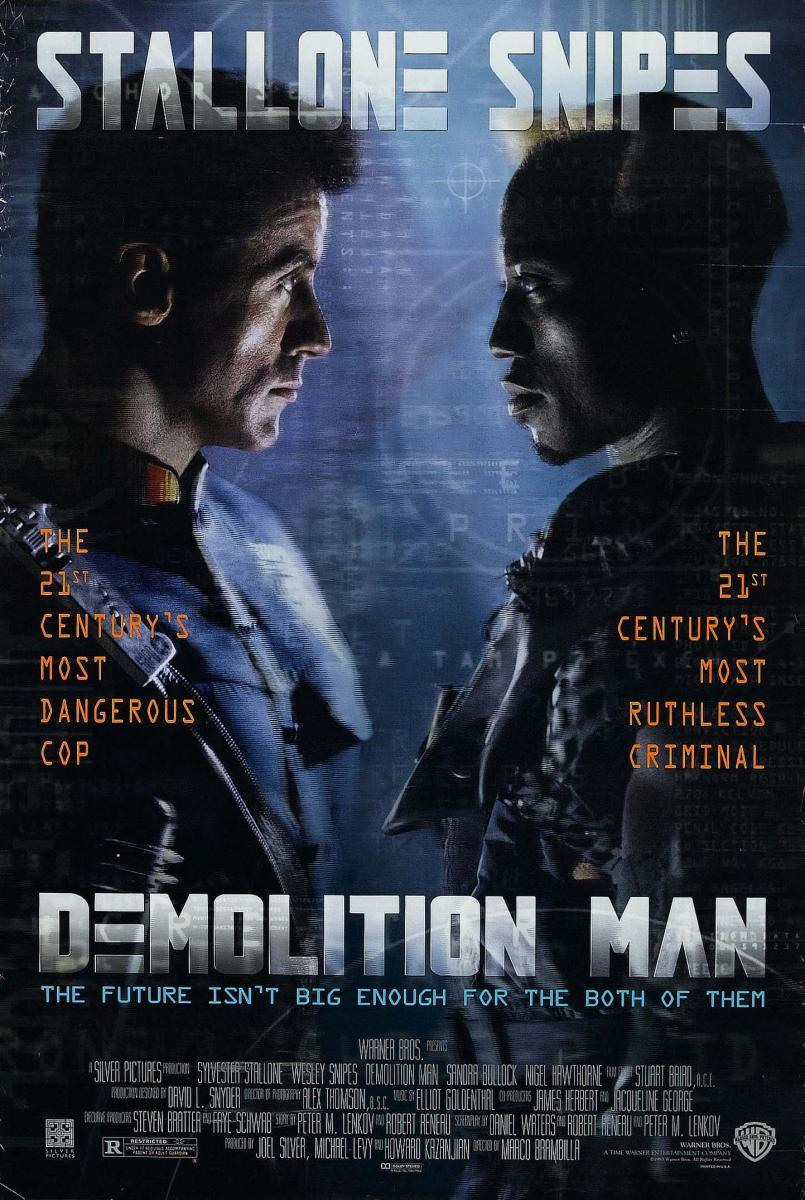 Descargar Demolition Man (1993) torrent