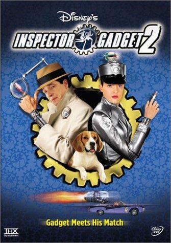 Descargar Inspector Gadget 2 (2003) torrent