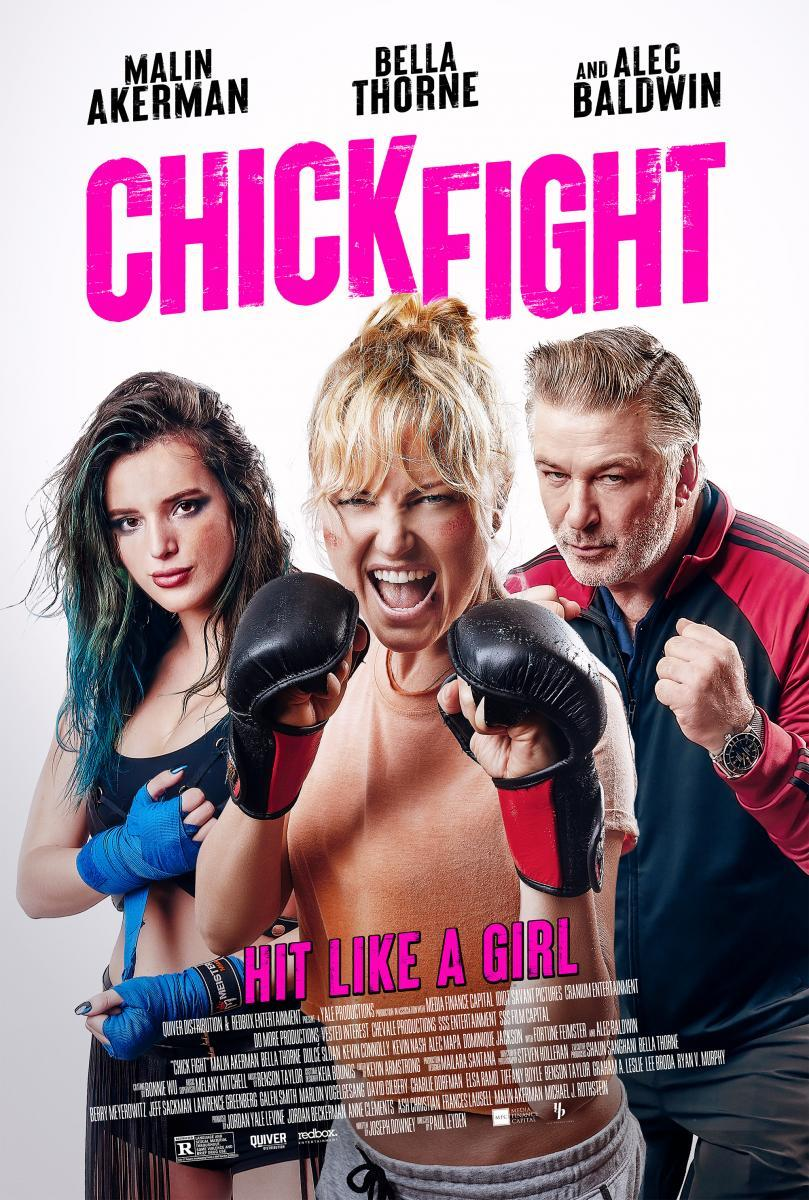 Descargar Pelea de Chicas (Chick Fight) (2020) torrent