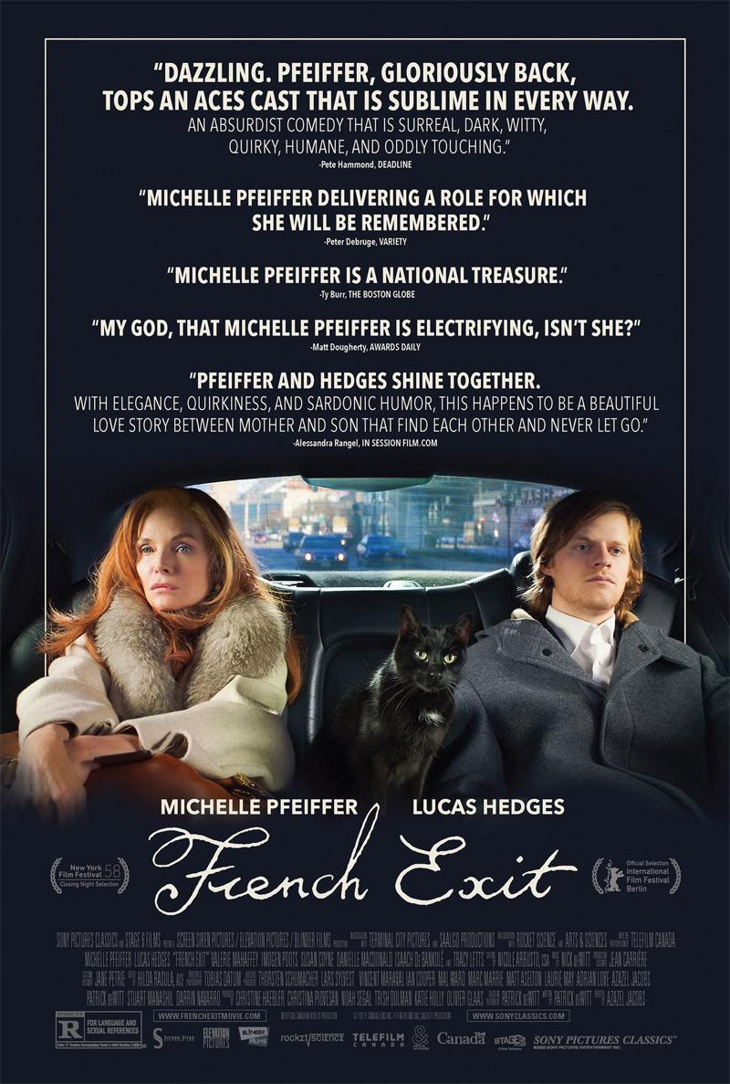 French Exit (2020) torrent
