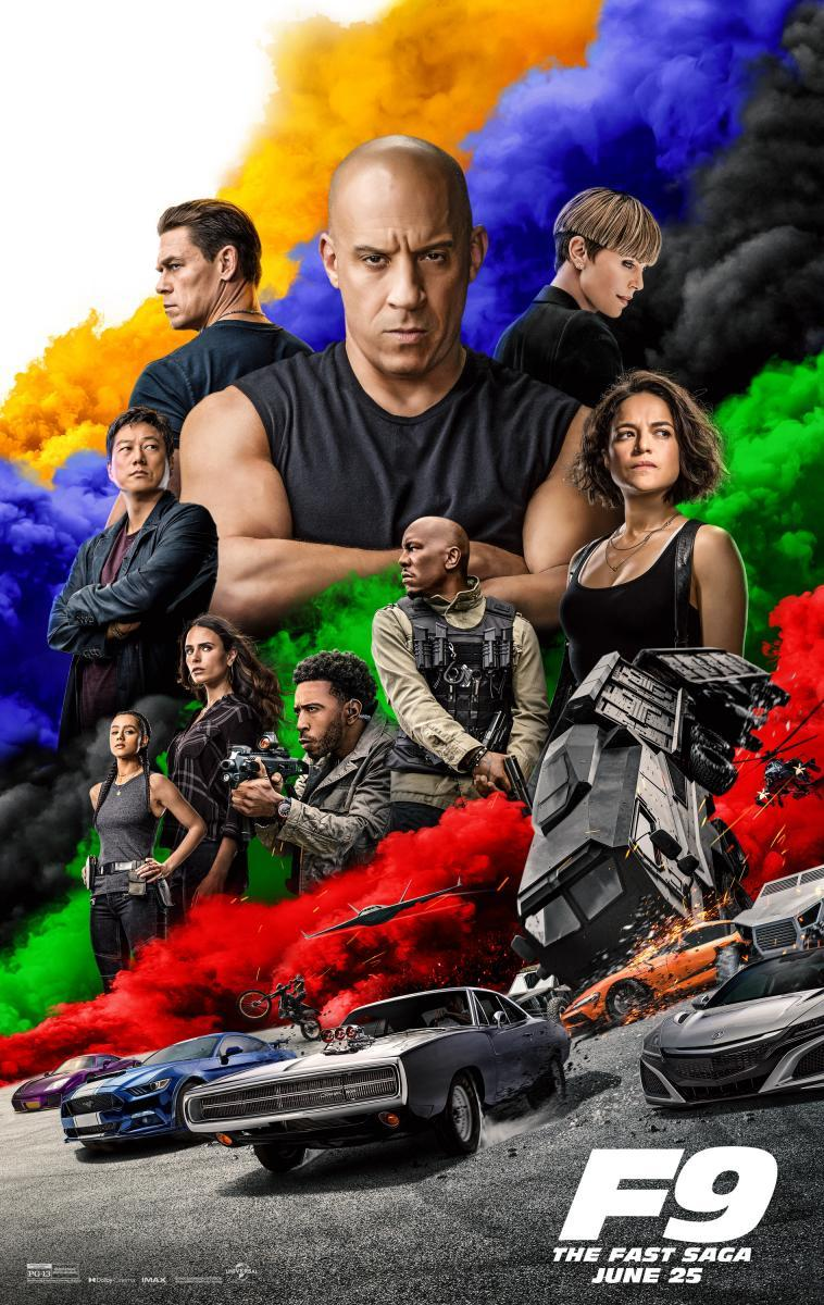 Fast and furious 9 (2021) torrent