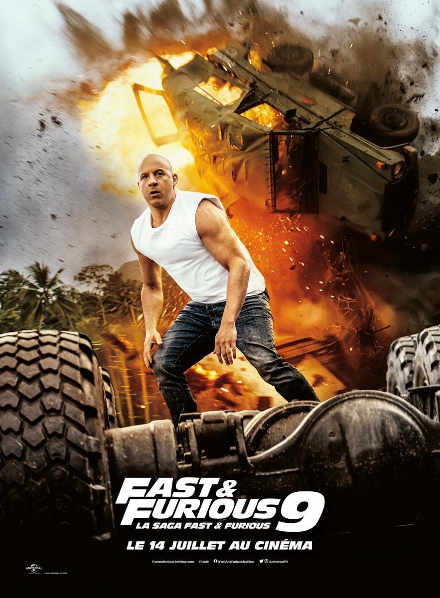Fast and Furious 9 (2021) (Proper) 720p torrent