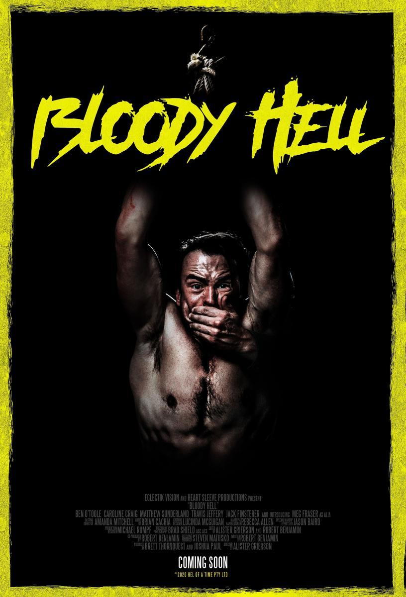 Bloody Hell (2020) torrent